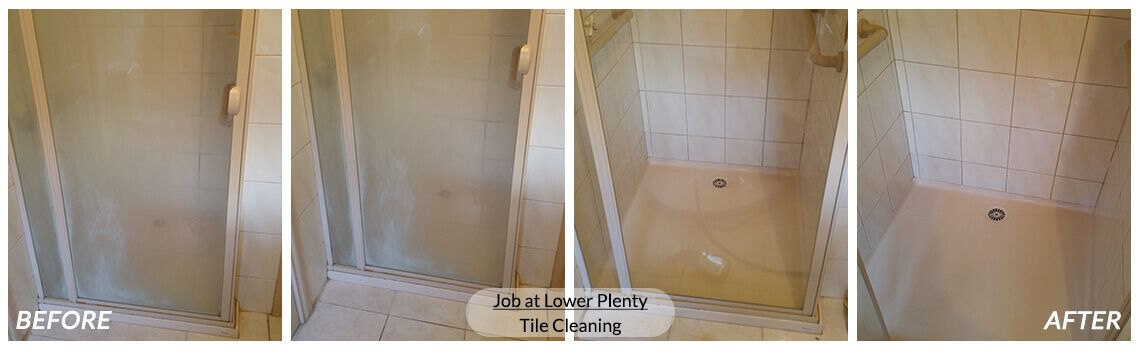 Tile & Grout Cleaning in Melbourne